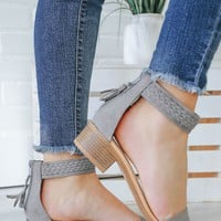 Always Faithful Heeled Sandals