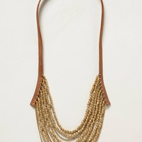 Panhandle Leather Necklace