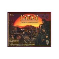 Catan: Traders & Barbarians 5-6 Player Extension - 4th Edition