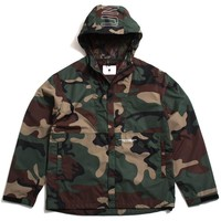 Uniform Nov. Delta Jacket Camo