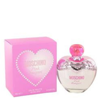 Moschino Pink Bouquet Eau De Toilette Spray By Moschino
