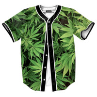 Weed Camo Jersey