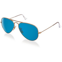 Ray-Ban Sunglasses, RB3025 55 ORIGINAL AVIATOR