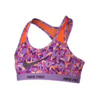 Nike Pro Hypercool Allover Print Girls' Sports Bra