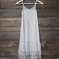 Ryu Whimsical Fairytale Lace Slip Dress in More Colors