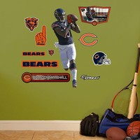 Chicago Bears Brandon Marshall Wall Decals by Fathead Jr.