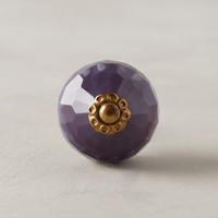Faceted Erabella Knob by Anthropologie