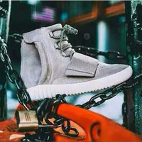 Retro Winter Warm Boots Casual Shoes Boots Grey