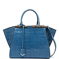 Fendi - 3Jours Alligator Shopper - Saks Fifth Avenue Mobile
