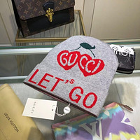 GG Let's Go Fashion Knitted Beanie Hat
