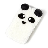 Panda Plush Cell Phone Case  | Claire's