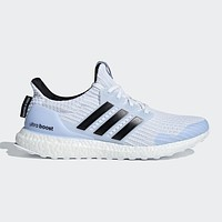 GOT Game of Thrones x adidas Ultra Boost UB 4.0 ¡°White Walker¡±