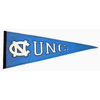 North Carolina Tar Heels NCAA Traditions Pennant (13x32)