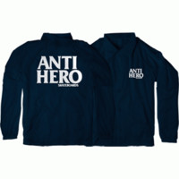 Anti Hero Skateboards Anti-Hero Blackhero Coaches Jacket