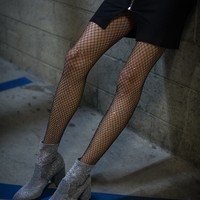 Bedazzle Me Jeweled Tights