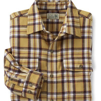 Freeport Flannel Shirt, Traditional Fit: Button-Front | Free Shipping at L.L.Bean