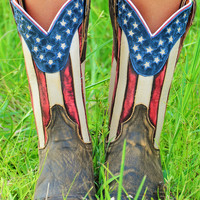 Country Pride Boots