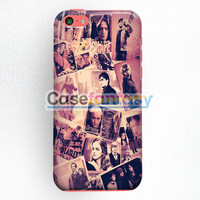 Harry Potter Collage iPhone 5C Case | casefantasy