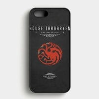 Game Of Thrones  House Stark iPhone SE Case