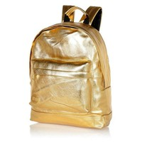 Metallic Gold Backpack by MiPac
