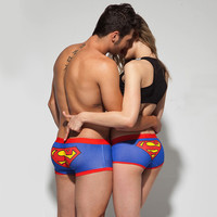 Matching Couples Cartoon Underwear