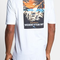 Men's Tommy Bahama 'Weekend Steak Out' Original Fit T-Shirt