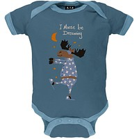 I Moose Be Dreaming Baby One Piece