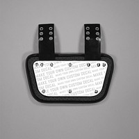 Make Your Own Custom Back Plate Decal (Back Plate Not Included)