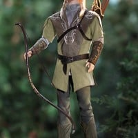 Ken® Doll as Legolas in The Lord of the Rings: The Fellowship of the Rings   Barbie Collector