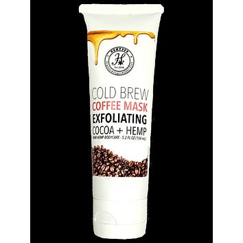 Cold Brew Coffee Mask