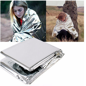 Blanket Military Silver