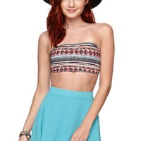 Nollie Extended Bandeau Top - Womens Tee