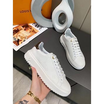 lv louis vuitton womans mens 2020 new fashion casual shoes sneaker sport running shoes 217