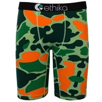 Ethika - Peas & Carrots - Green/Orange