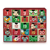 Mickey Mouse and Friends Advent Calendar Gift Drawers - Holiday
