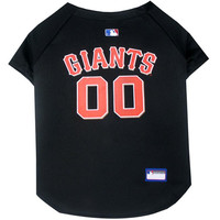 San Francisco Giants Dog Jersey - Large