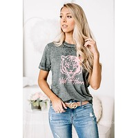 Wild At Heart Mineral Washed Graphic Tee