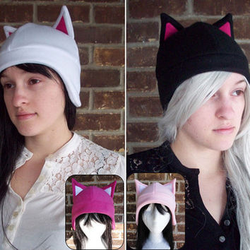 Cat Hat (Any Color) - Adult & Baby Sizes - Costume, Halloween
