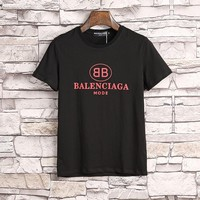 Balenciaga T Shirt Top Blouse Summer