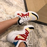 lv louis vuitton womans mens 2020 new fashion casual shoes sneaker sport running shoes 41