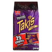 Barcel Mini Takis Fuego 25 ct - 24 oz