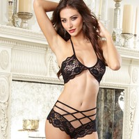 Cheap Thrills Bra Top and Cheeky Panty