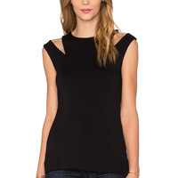 Bailey 44 Take It Easy Top in Black