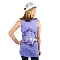 Southern Class Tank in Lilac by Southern Marsh