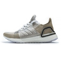 adidas Ultra Boost 2019 5.0 White Brown
