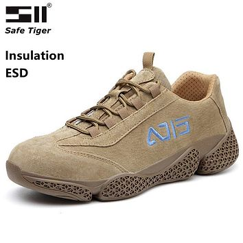 ESD 6KV Steel Toe Work Boots