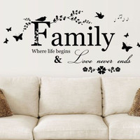 Creative Decoration In House Wall Sticker. = 4798994692