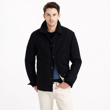 J.Crew Mens Skiff Jacket With Sherpa Lining