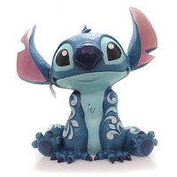 Jim Shore STITCH STATUE Polyresin Lilo Disney Alien 6000971