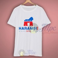 Harambe 2016 T Shirt - Mpcteehouse